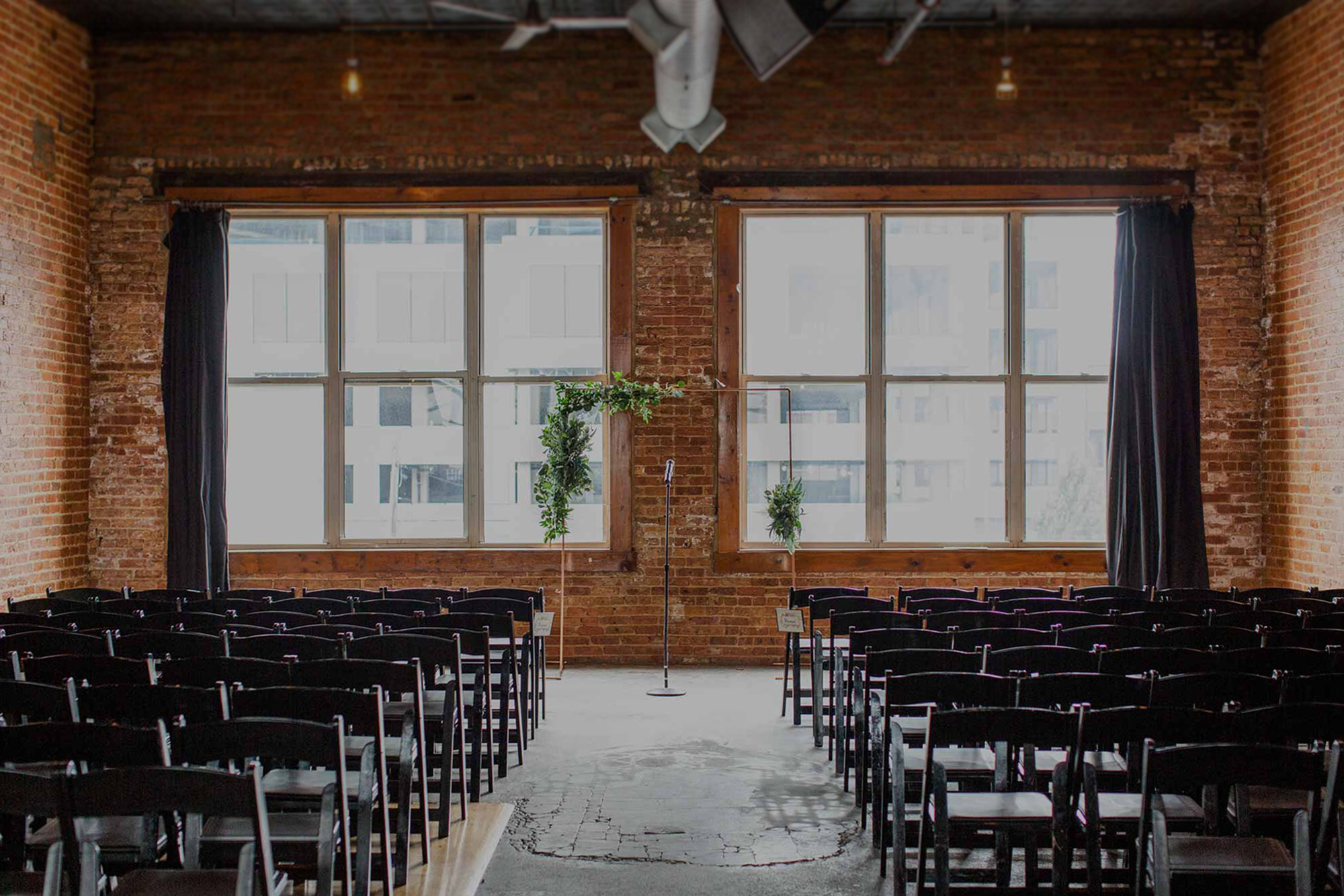 Bottom Lounge Weddings | Anne & James | Photographer: Alexandra Lee