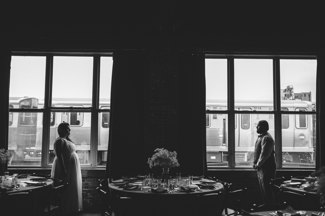 Bottom Lounge Weddings | Lindsey & James | Photographer: Mark Federighi