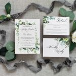 Invitation | Bottom Lounge Weddings | Kaitlyn & Eric | Photographer: Zachera Wollenberg