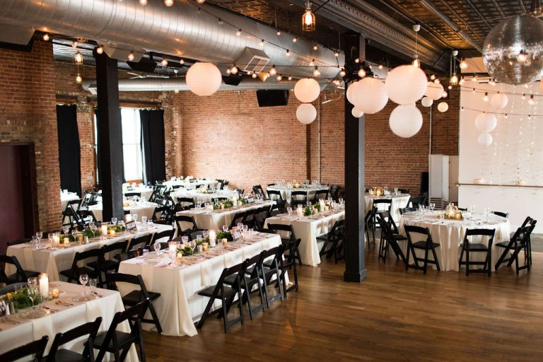 Space | Bottom Lounge Weddings | Kaitlyn & Eric | Photographer: Zachera Wollenberg
