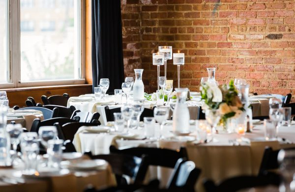 Bottom Lounge Weddings | Megan & Kevin | Photographer: Elena Bazini