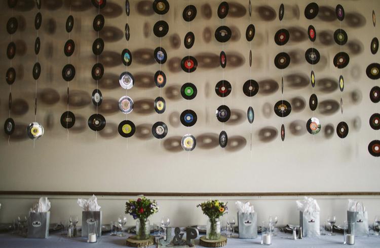 Feature Wall     Bottom Lounge Weddings   Joanna & Ptree   Photographer: Rachel Goble