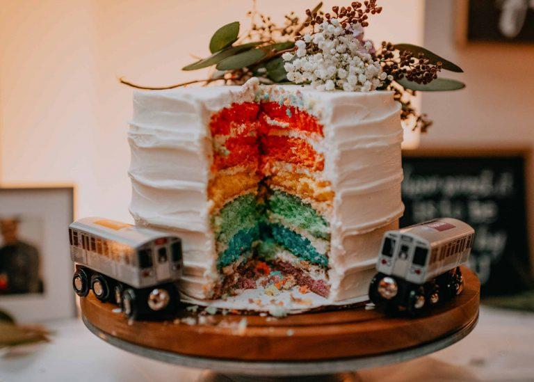 Dessert | Bottom Lounge Weddings | Felicia & Eileen | Photographer: Maddie Blecha